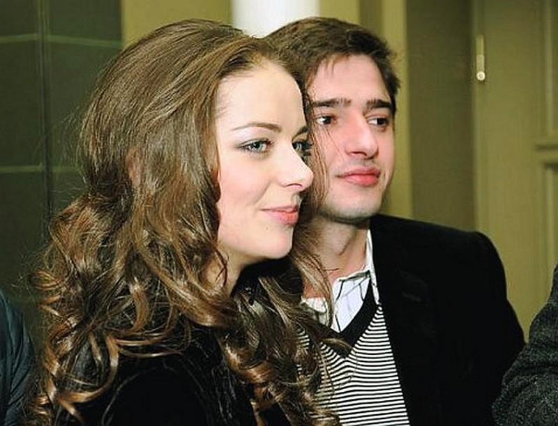 Бывший муж Иван Стебунов