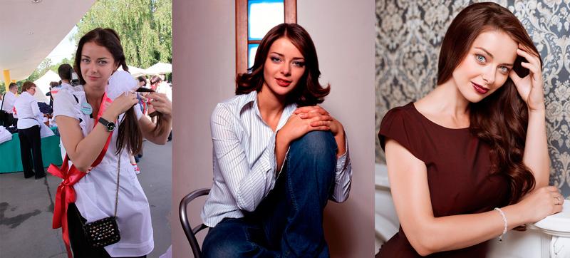 Фото Марины Александровой до и после пластики