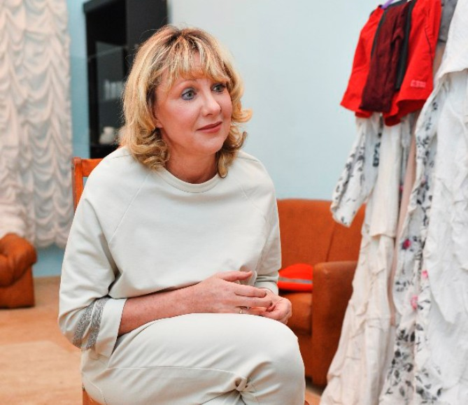 Инстаграм и Википедия Елены Яковлевой (актриса)