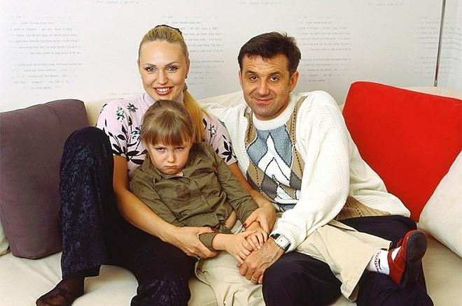 Бывший муж Аллы Довлатовой – Дмитрий Лютой