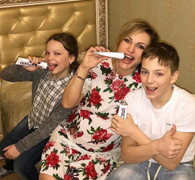 Дети Аллы Довлатовой