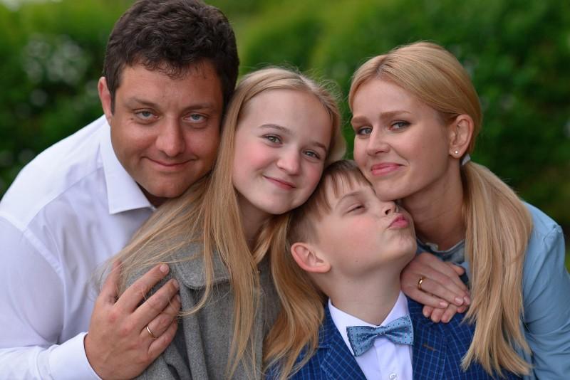 Дети Екатерины Кузнецовой