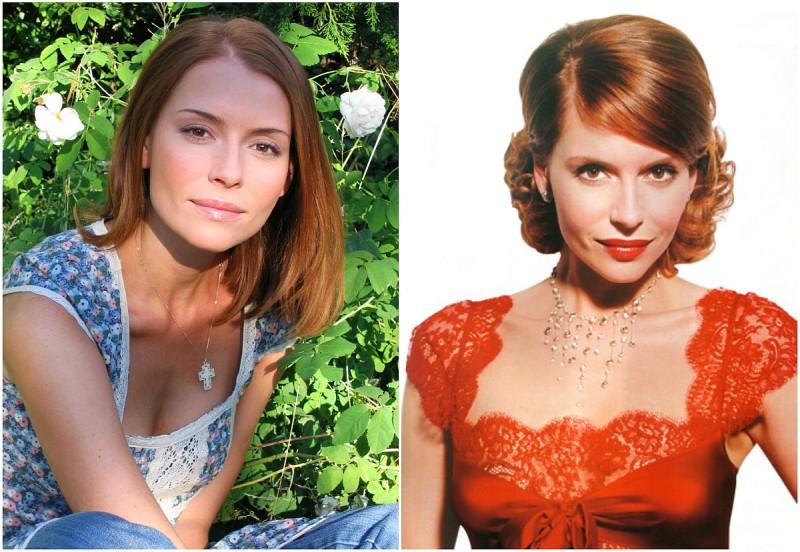 Фото Любови Толкалиной до и после пластики