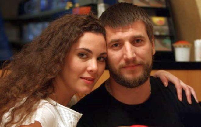 Личная жизнь Янины Соколовской (актриса)
