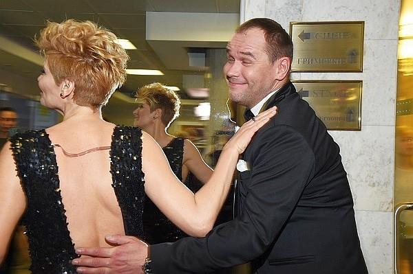 Максим Аверин и его жена свадьба 2015