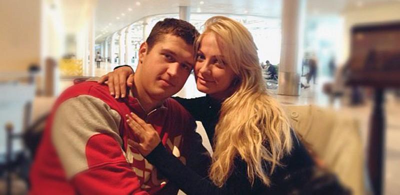 Бывший муж Полины Максимовой — Никита Лобинцев