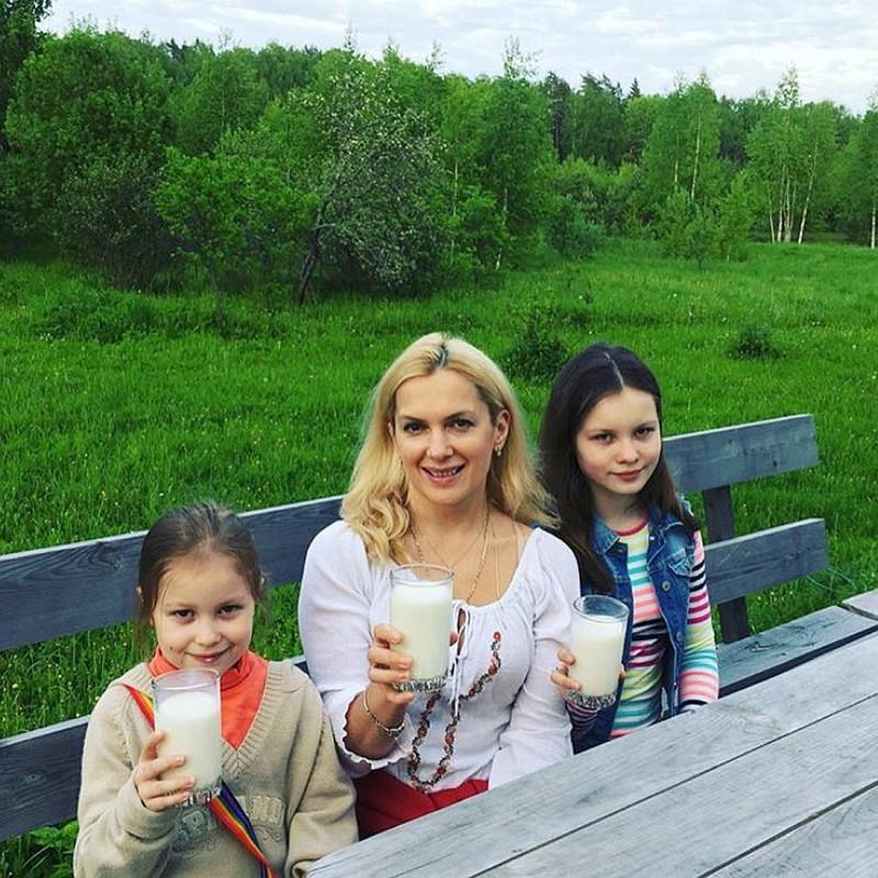 Дети Марии Порошиной, ее дочки  и их имена