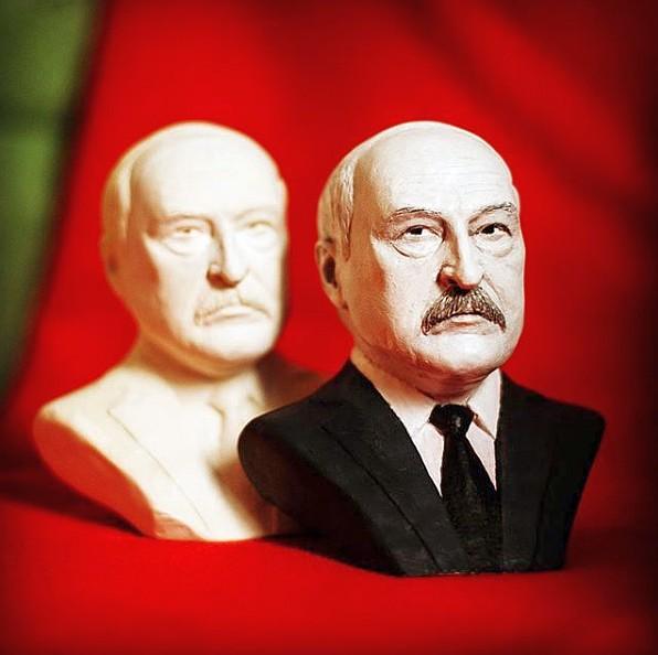 Инстаграм и Википедия Александра Лукашенко