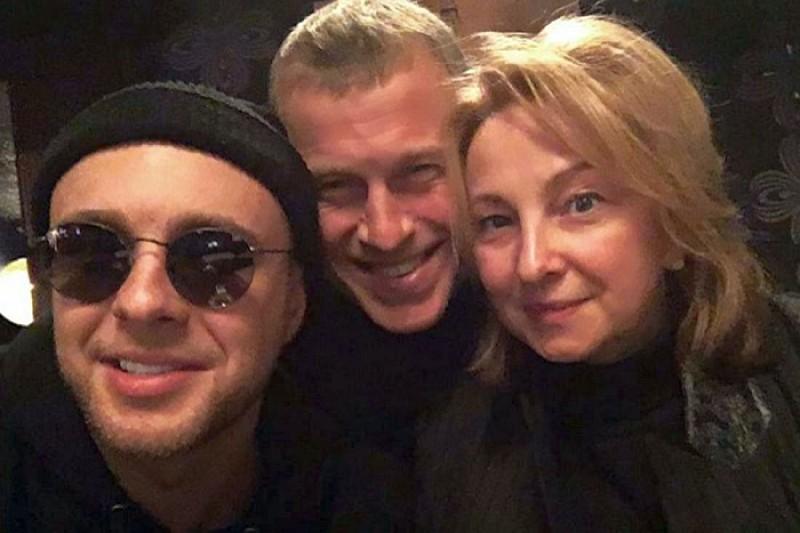 Семья Егора Крида