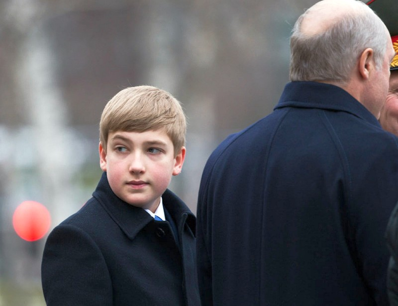 Сын Александра Лукашенко – Николай Лукашенко