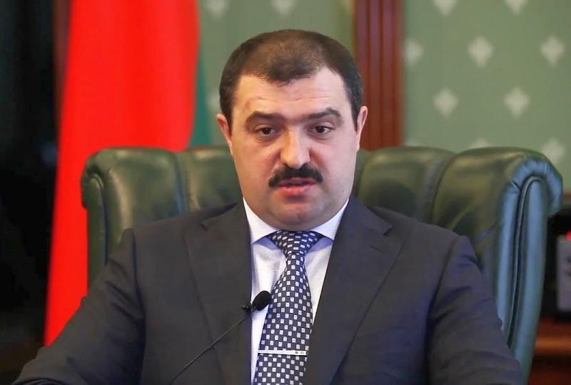 Сын Александра Лукашенко – Виктор Лукашенко