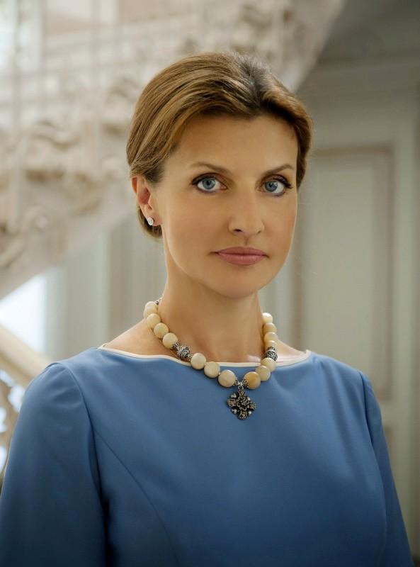 Жена Петра Порошенко – Марина Порошенко
