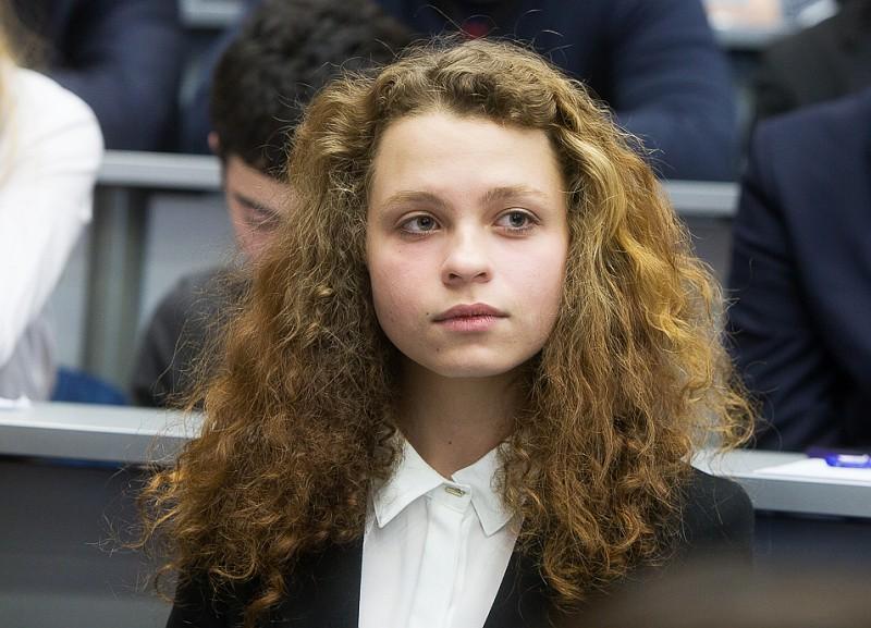 Дочь Федора Емельяненко — Мария Емельяненко