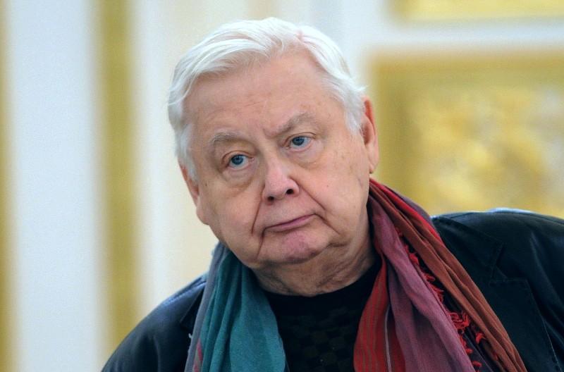 Олег Табаков биография, личная жизнь, семья, жена, дети — фото