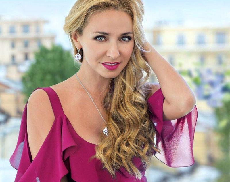 Татьяна Навка биография, личная жизнь, семья, муж, дети — фото