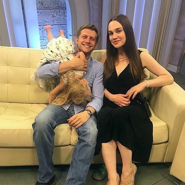 Жена Бориса Корчевникова и его фото со свадьбы