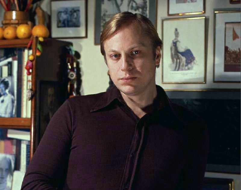 Актер Юрий Богатырев биография, личная жизнь, семья, жена, дети — фото