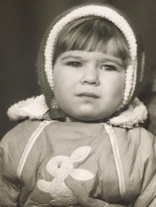 Елка (певица) детские фото