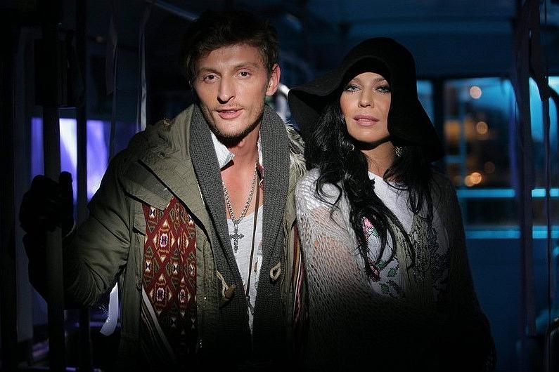 Елка (певица) и Павел Воля