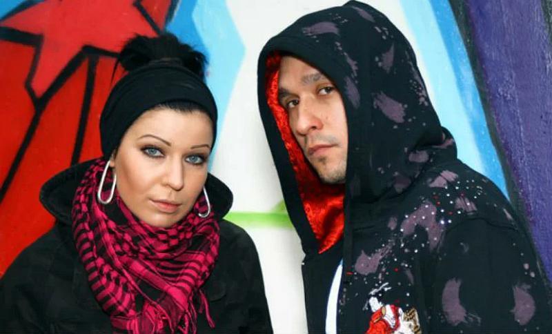 Елка (певица) и Сергей Астахов