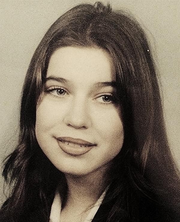 Елка (певица) в молодости