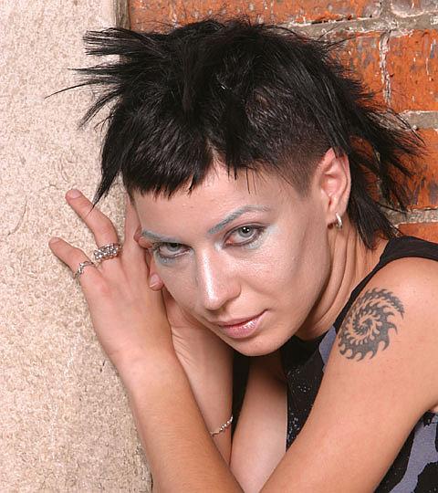 Елка (певица) в начале карьеры