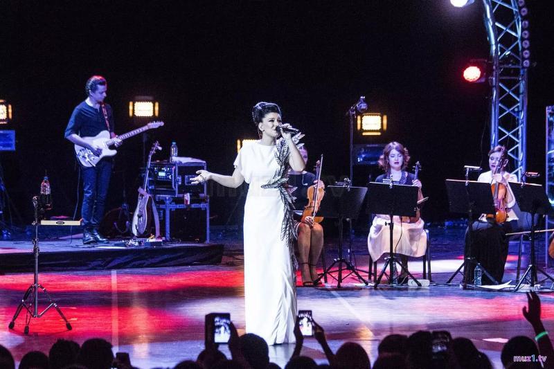 концерт Елки (певица) в Crocus City Hall
