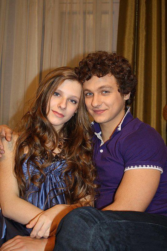 Филипп Бледный и Лиза Арзамасова