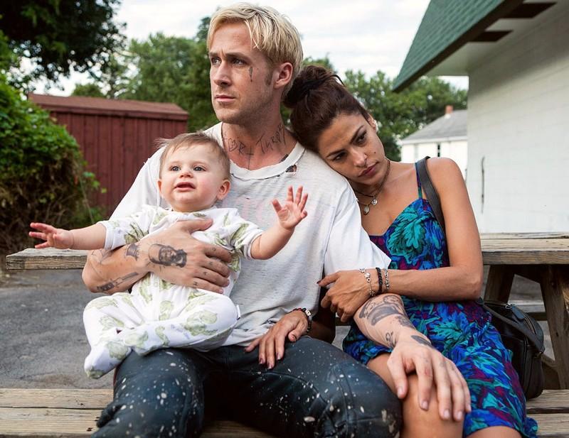 Семья и дети Евы Мендес