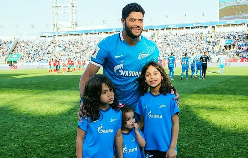 Сын футболиста Халка – Тьяго
