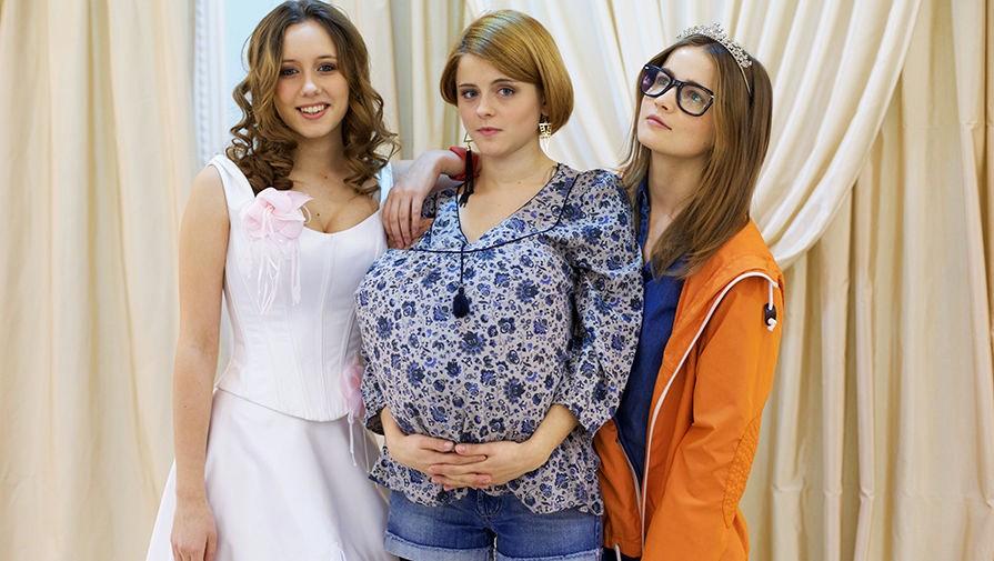 Фильмография фильмы с участием Ксении Сурковой в главной роли-1