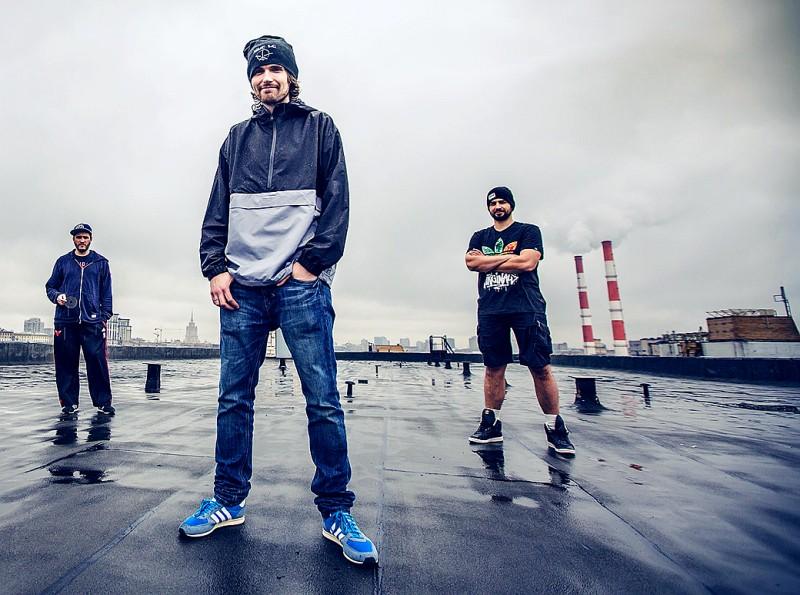 Рост, вес, возраст. Сколько лет Noize MC (Нойз МС)
