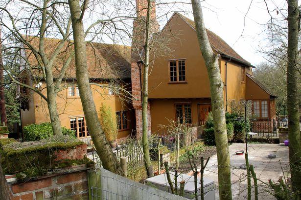 Дом Кита Флинта, Эссекс, Великобритания