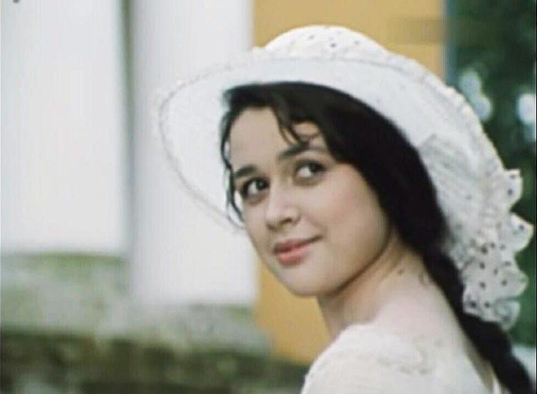 Анастасия Заворотнюк в фильме 'Машенька', 1991 год