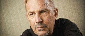 Кевин Костнер биография, личная жизнь, семья, жена, дети - фото